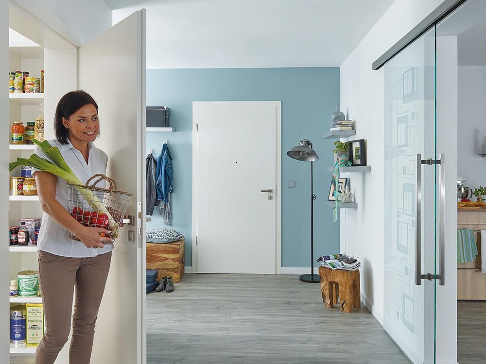t r aus glas mit extra gro en t rgriffen bauwiki. Black Bedroom Furniture Sets. Home Design Ideas